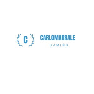 Blue and White Gaming Logo(1)